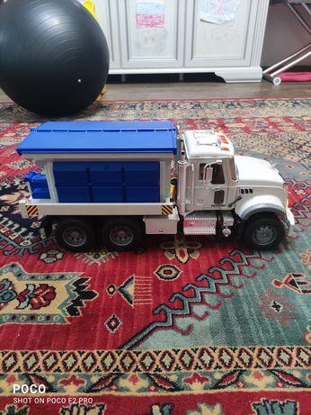 Большая игрушка машинка Брудер Германия