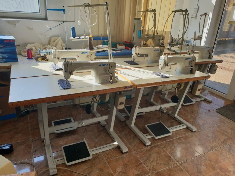 Masini de cusut industriale de confectii textile si piele Alba Iulia - imagine 1