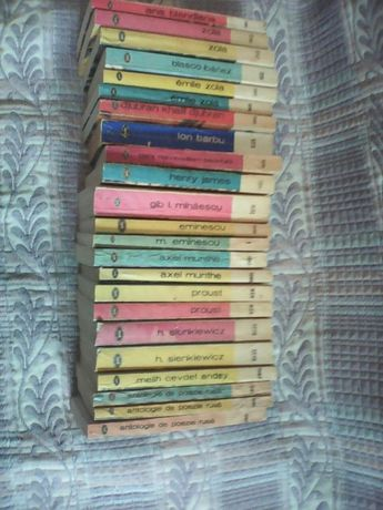 "Carti colectia "" Biblioteca pentru toti"""