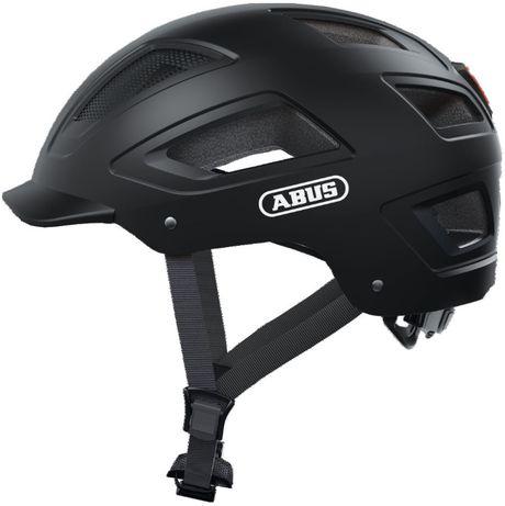 Каска ABUS Hyban 2.0 Helmet – velvet black