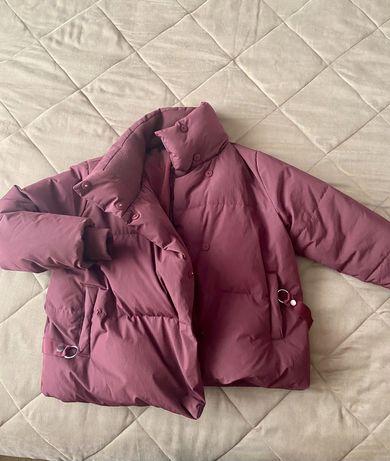 Куртка женская пуховая
