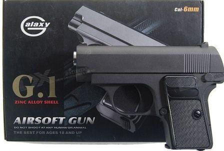 Pistol G 1 Full metal