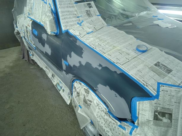 Авто покраска. Полировка кузова.