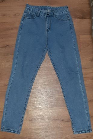 Синие джинсы слоучи