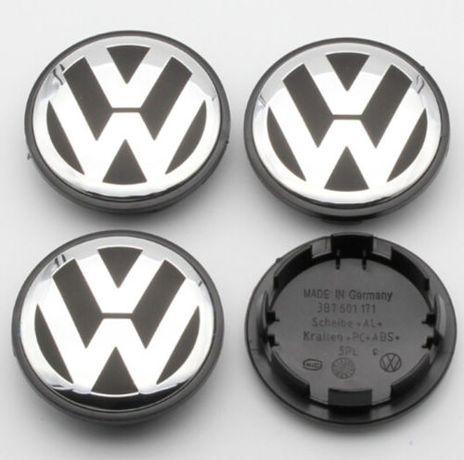 4 бр. Капачки за джанти Фолксваген (Volkswagen) VW 65
