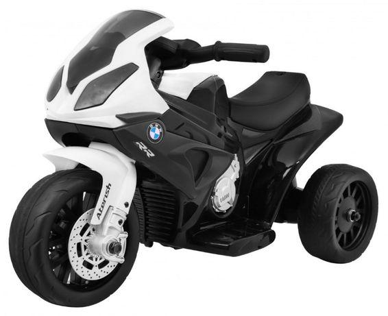BMW S1000 RR (5188) motocicleta electrica mica de 6 volti, Negru