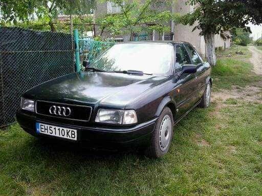 Ауди 80 б4 2.3 Audi 80 b4 2.3 на части