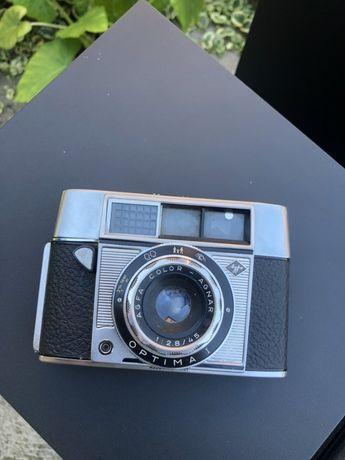 Ретро фотоапарат Agfa Optima1