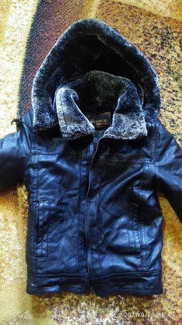 Детская куртка для мальчика.Ленгер