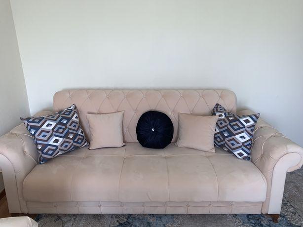 Срочно диван + софа (раскладные)
