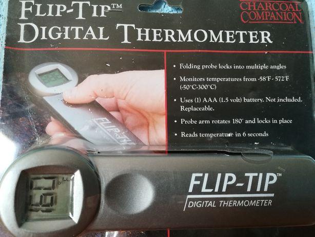 Termometru digital pentru gratar
