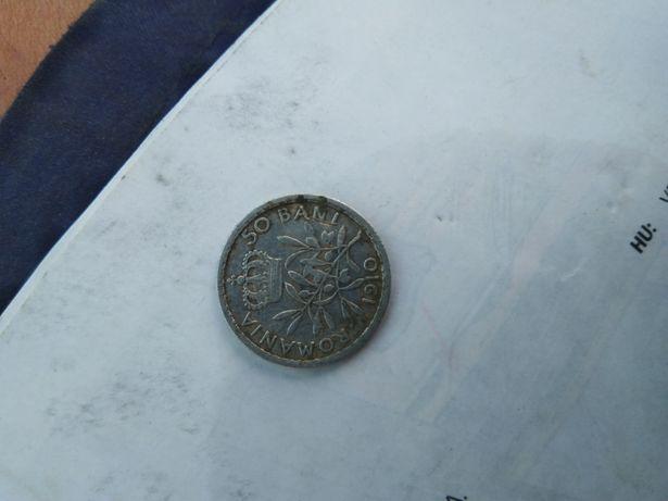 Moneda Argint ,Carol 1, 1910