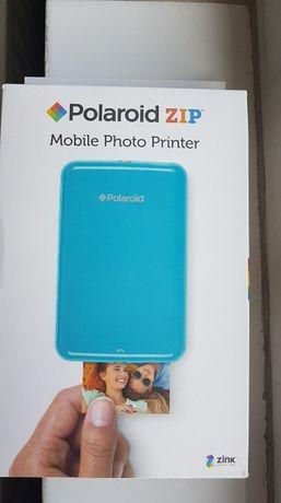 Imprimanta foto portabila Polaroid ZIP, Bluetooth, NFC, Negru, Imprima