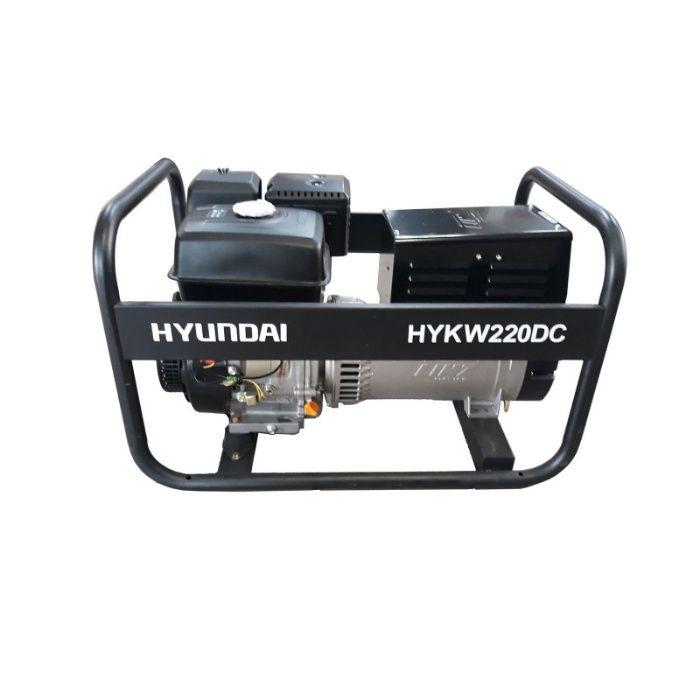 Generator de curent monofazat cu sudura 5KW, HYUNDAI HYKW220DC