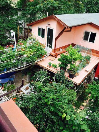 продавам имот от 2 къщи