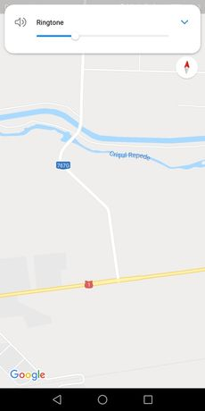 Vand teren E 60 15 km de Oradea
