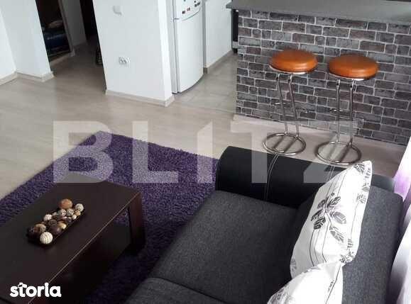 Apartament 3 camere 73,8 mp in  Apahida