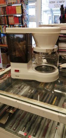 Кафемашина за шварц кафе WIDAB с филтър и стъклена кана