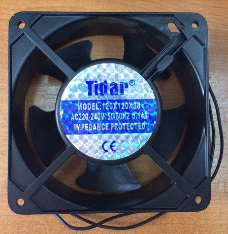 ventilator 220V 120x120x38 ventilator 120x120x38 220V AC fan 220 120mm
