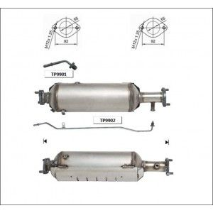 Filtru Particule Hyundai Tucson 2.0 CRDi E4 Nou