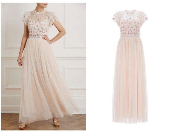 Платье вечернее  Needle and Thread