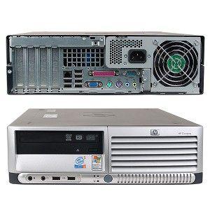Продам компактный настольный ПК HP compaq dc7100 sff. Жангала - изображение 1