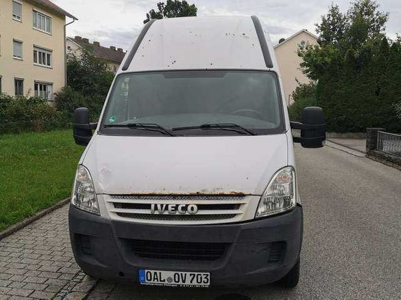 iveco daily 2,3D