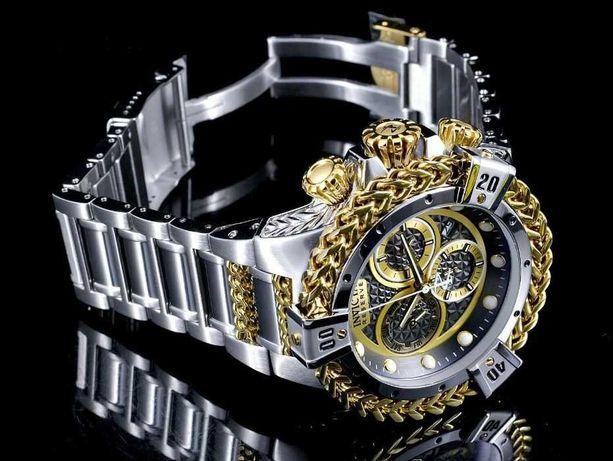 Часы швейцарские INVICTA