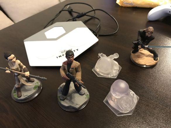 Disney Infinity 3.0 база и фигурки