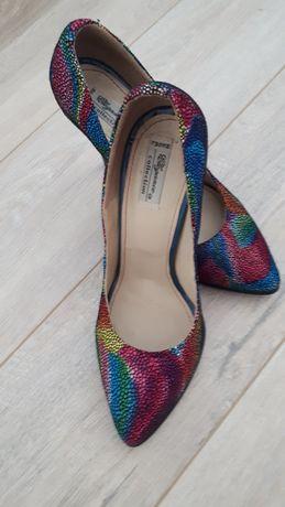 Pantofi piele, marimea 37