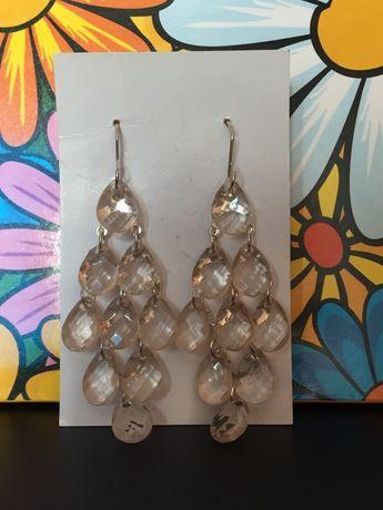 Vând cercei Crystal by Oriflame