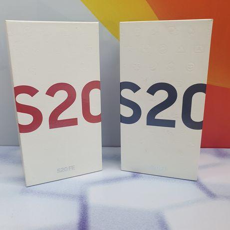 Телефон - Samsung S20Fe новые запечатанные Магазин Макс