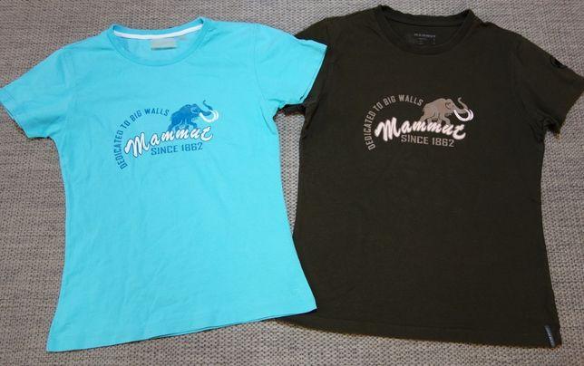 2 tricouri femei Mammut