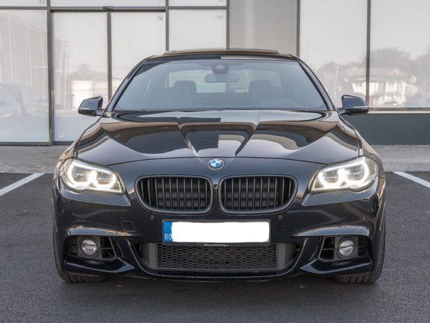 BMW 535D XDrive.  M-Paket-313-Cp