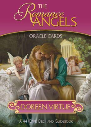 RAR-Romance Angels-INGERII ROMANTICI-Carti Oracol/tarot aurii-ENG-SIGL