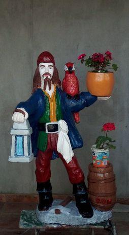 Statuie Jack sparrow