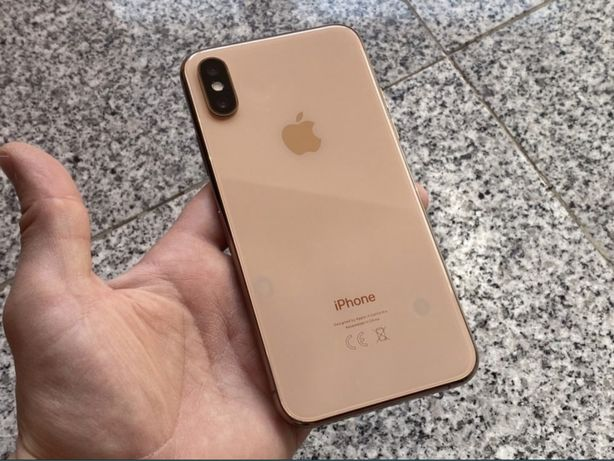 Apple iPhone XS Gold, impecabil