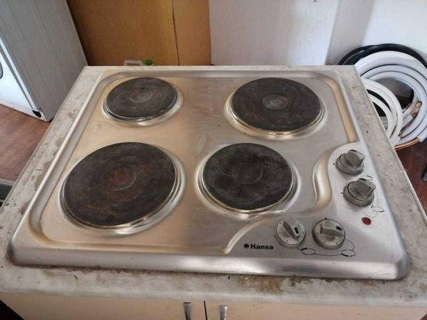 встраиваемая электрическая плита