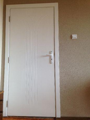 Дървени врати изработени по пъръчка.