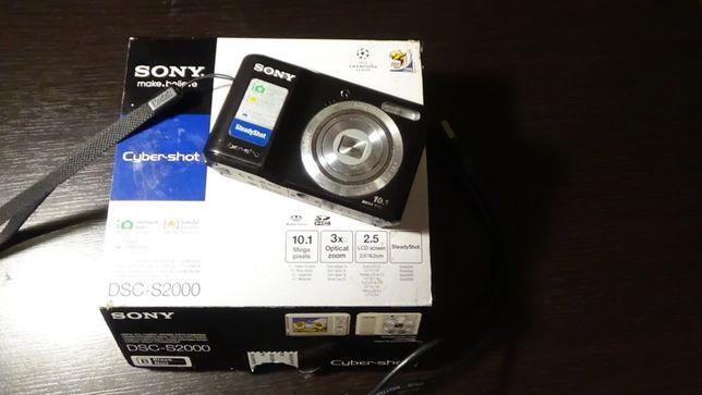 Camera foto Sony DSC S2000