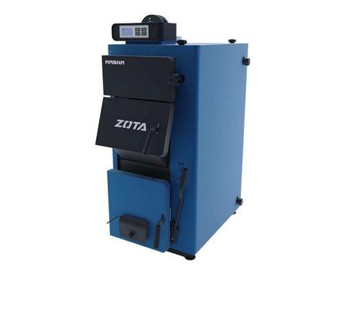 ZOTA Magna котёл твёрдотоплевный 15, 20, 26, 35, 45, 60, 80, 100 кВт.