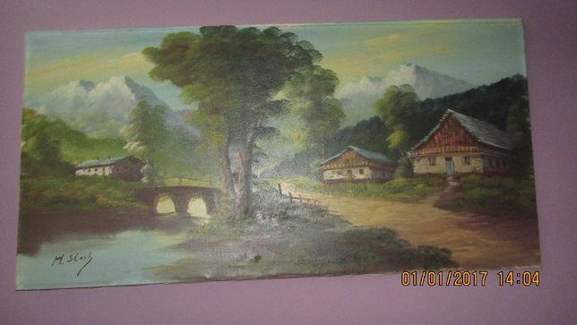 pictura veche