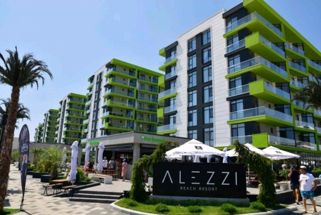 ALEZZIA BEACH RESORT- in Mamaia Nord - CAZARE in Resortul Alezzi