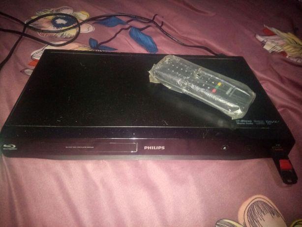 Blue ray Philips cu USB/Dvd Vortex
