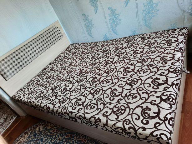 Кровать даухспалка