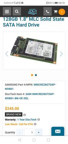 Hard SSD usataMLC 3.0 Samsung 128 GB