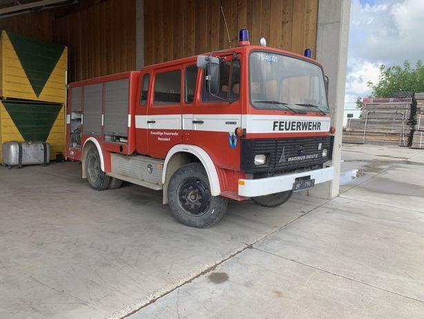 Masina pompieri Magirus Deutz