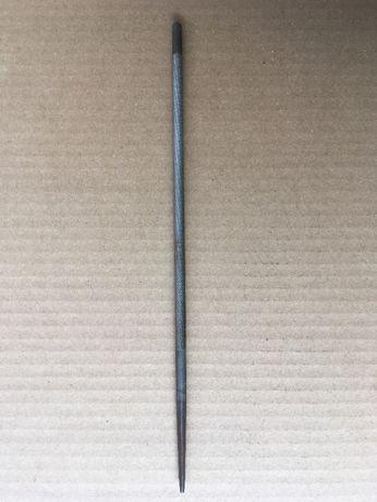Pilă rotundă pentru ascuțire lanț, diametru aproximativ 0,5 cm