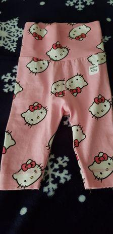 Pantaloni bebe hello kitty