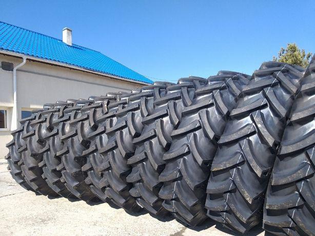 Cauciucuri noi 14.00-38 OZKA tractor u650 spate 10 pliuri rezistente